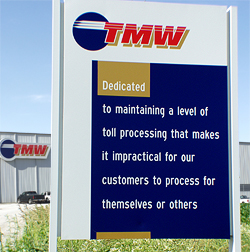 TMW operates out of a 216,000 sq. ft. facility close to St. Louis, Missouri