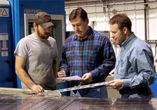 TMW strives to support manufacturing through programs to streamline metal processing services